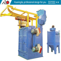 Aluminium alloy wheels Shot Blasting Machine Price