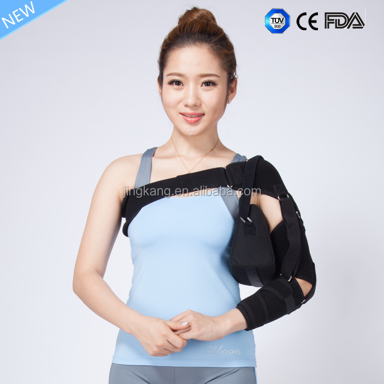 strengthen compression shoulder support belt / arm brace / elbow brace