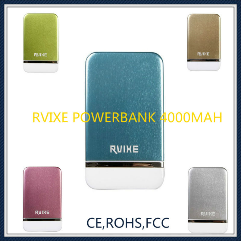 powerbank 4000mah made in china for smart phone