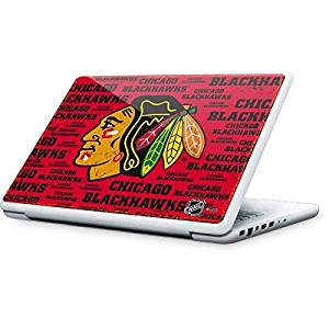 NHL Chicago Blackhawks MacBook 13-inch Skin - Chicago Blackhawks Blast Vinyl Decal Skin For Your MacBook 13-inch