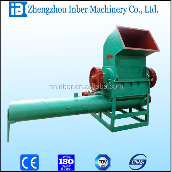 used plastic crusher / plastic crushing machine lwo price