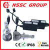 innovative hid xenon auto headlight kits high power CREE LED headlamp for mitsubishi l300