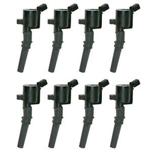 Ignition Coil 8 pack For Ford Multispark Blaster Epoxy V10 V8 6.8L C1454 DG508