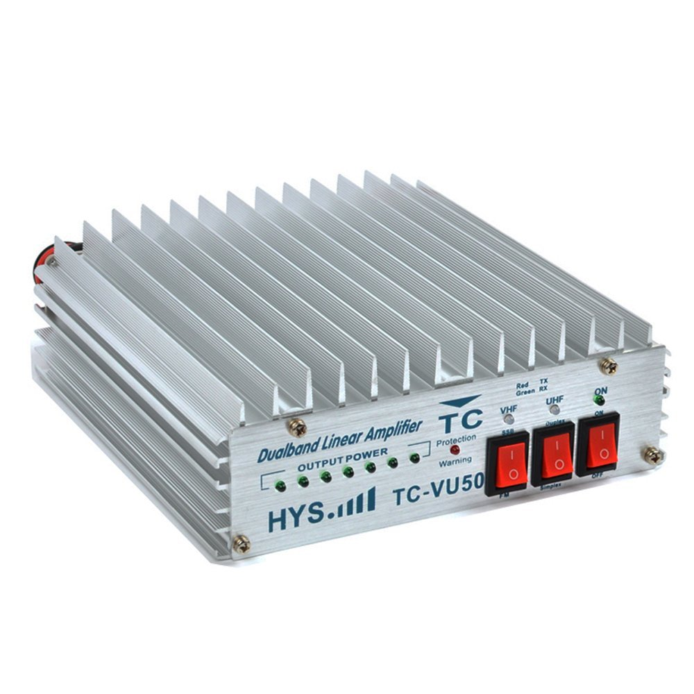 Cheap 50 Mhz Power Amplifier Find Deals On New Digital Amplifiers For Car Audio From Stmicroelectronics Tc Vu50 140 150 430 440mhz Vhf Uhf Dual Band Handheld