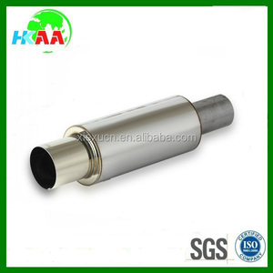 OEM service customized stainless steel exhaust Muffler