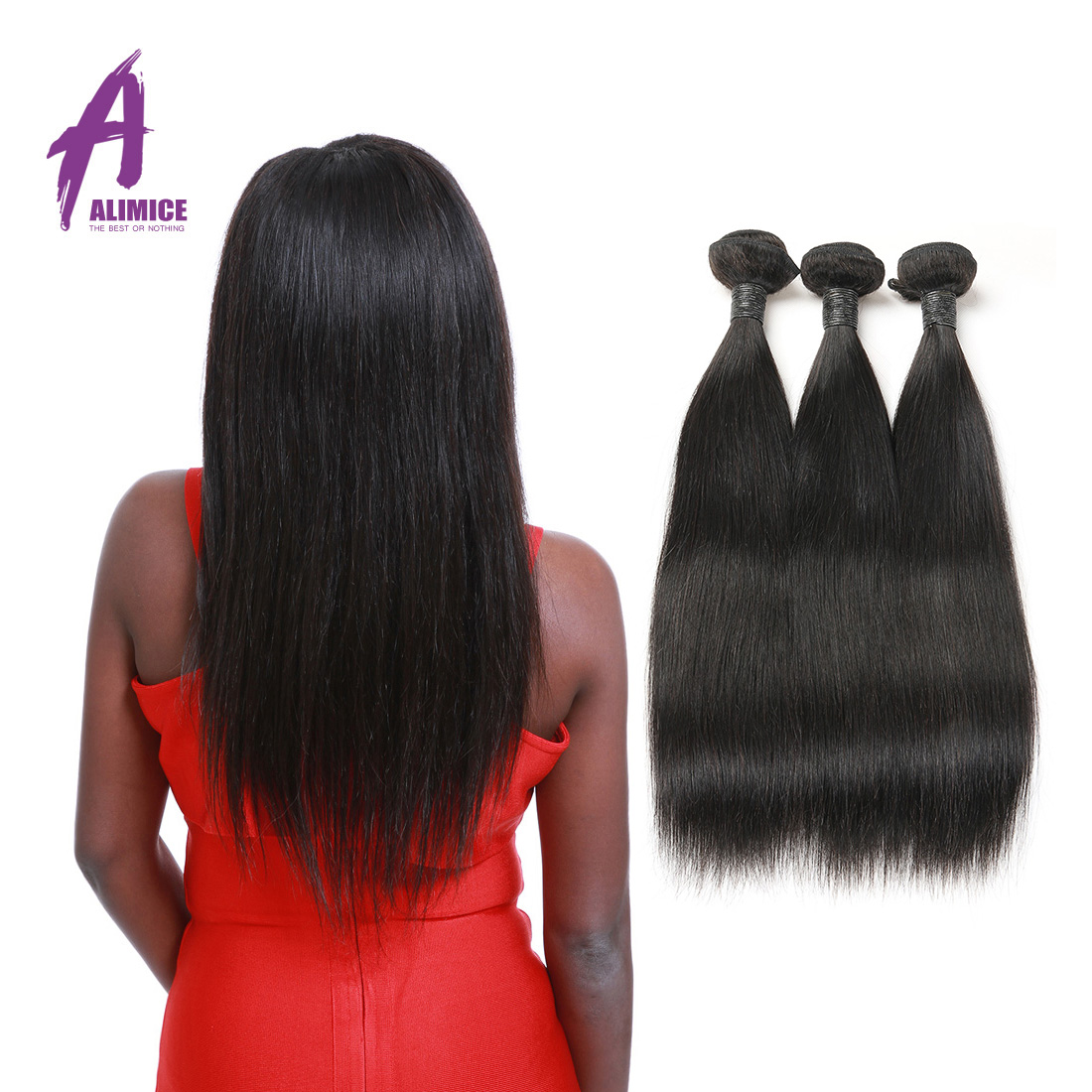 New Arrival Wholesale Raw Remy Hair Brazilian Extension Hair, Natural black 1b;1#;1b;2#;4# and etc