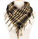 Cotton Arab Head Shemagh Scarf Military Tactical Scarves