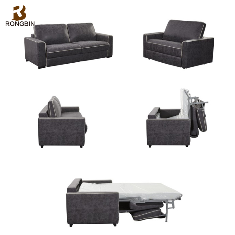 Israel Small Apartment Storage Sofa Bed