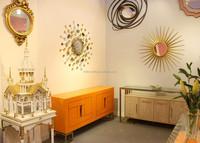 Starburst decorative metal mirror /wall art MH-2050-01