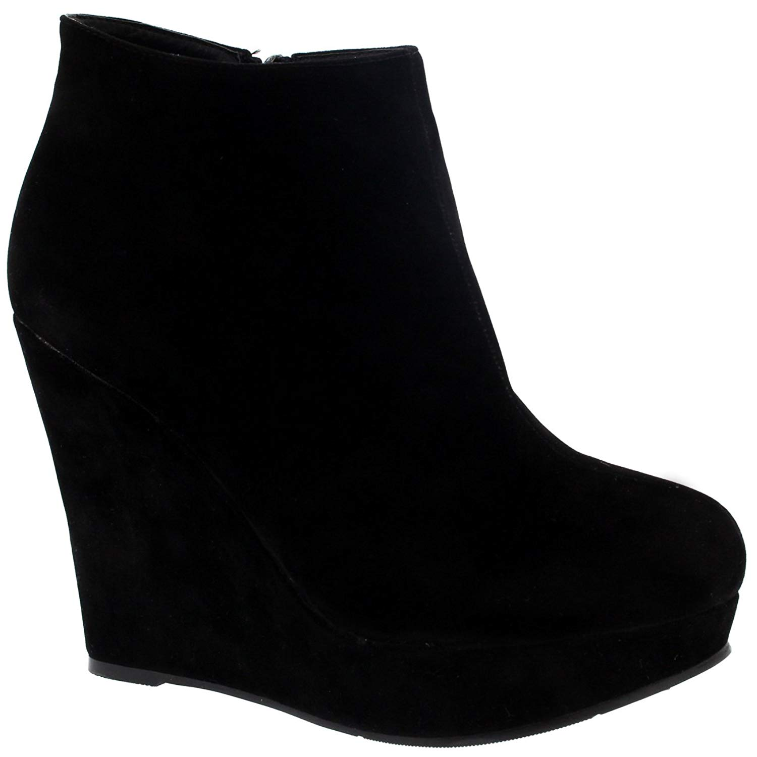 1b33b103c3c1d Cheap Black Ankle Boot Wedge, find Black Ankle Boot Wedge deals on ...