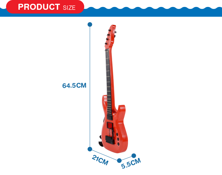 best quality better sound music instruments guitar electronic toy for children