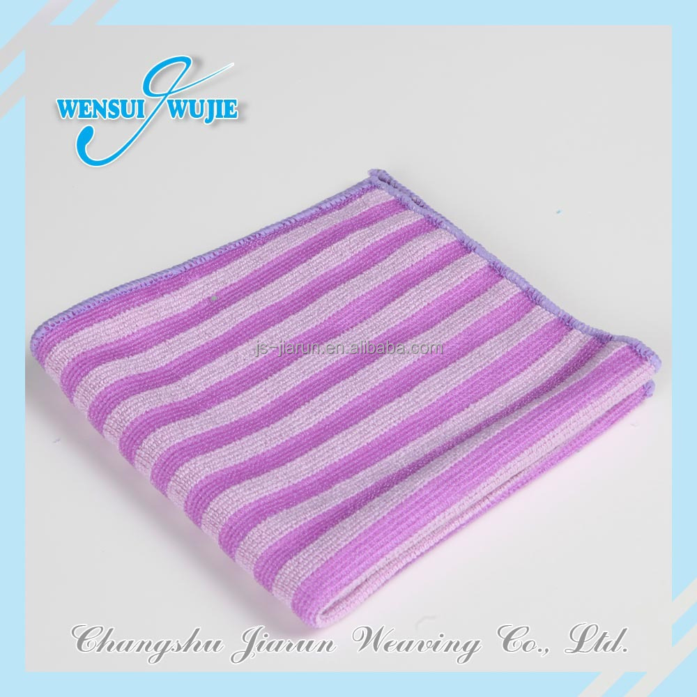 Professional microfiber towel factory christmas wholesale kitchen towel for kitchen cleaning