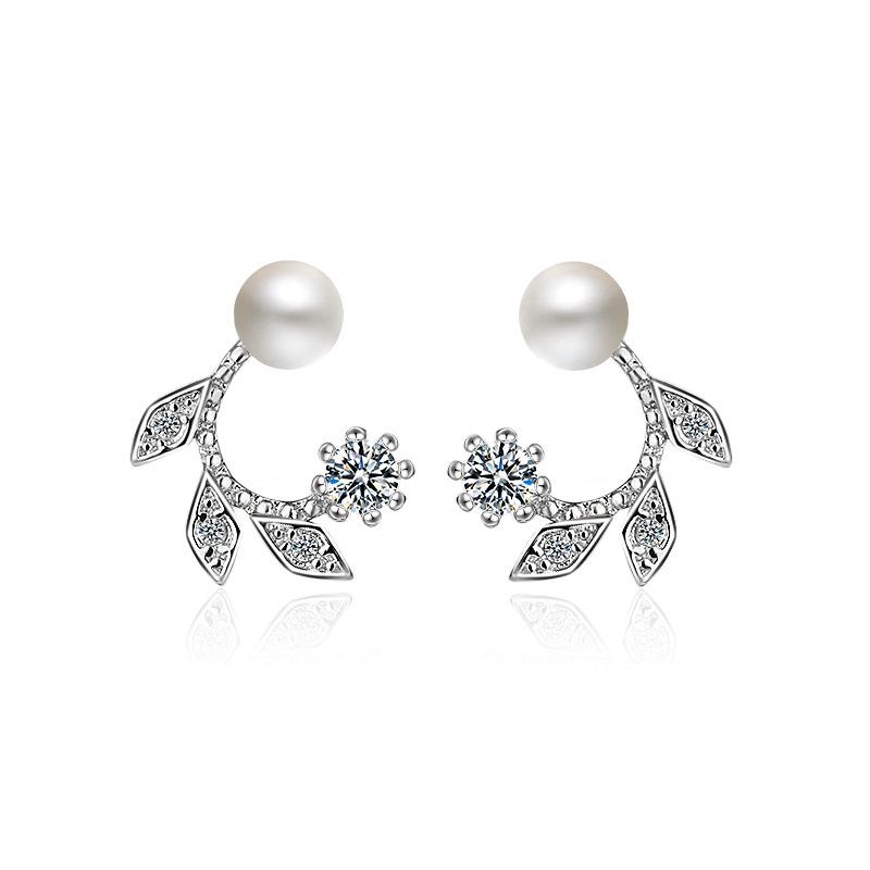 5b6068801f38 XZE407 mejor calidad joyería de plata esterlina 925 plateado rodio modelo  antiguo pendientes