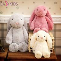 Custom Long Ear Rabbit Plush Toys Stuffed Soft Plush Toys