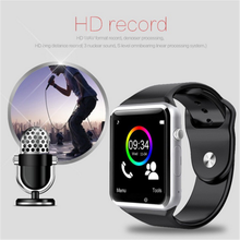 Timeowner Sport Bluetooth Smart Watch Luxury Wristwatch A1 with Dial SMS Remind Pedometer for Samsung LG HTC IOS Android Phone