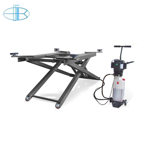 Used for simple service Garage used portable electric car lift