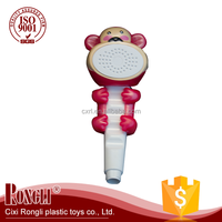 Alibaba Factory Excellent Quality PVC shower head for babies