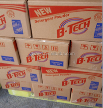 Carton Packing Laundry Detergent Washing Soap Powder