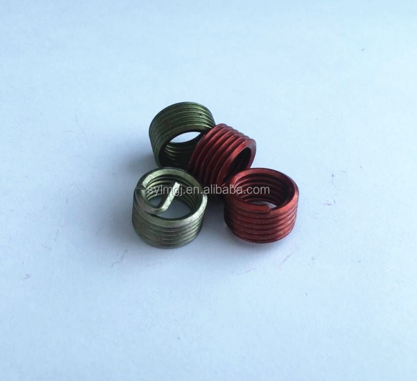 Wire Thread Insert Threaded Insert For Aluminum - Buy Wire Thread  Insert,Thread Inserts For Aluminium,Threaded Insert Product on Alibaba com