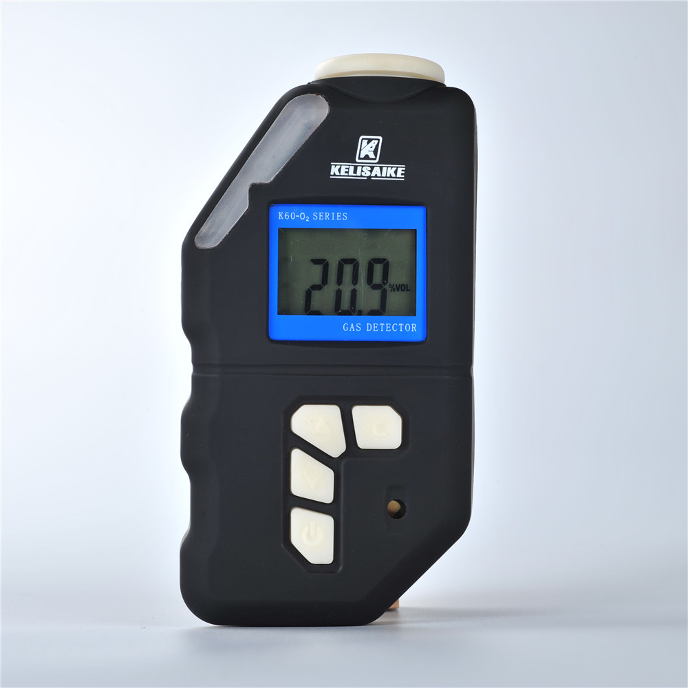 Hot selling 3V portable battery gas detector lpg and toxic gas alarm detector with led display