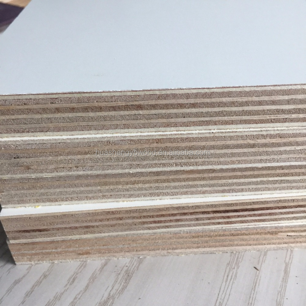 Warm white melamine plywood price