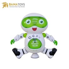 Singing dancing smart toy intelligent robot for children