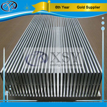 China Custom Extruded Aluminum Profile Heat Sink Manufacture