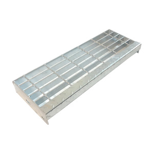 Steel Galvanized Metal Grate Steps For Stairs