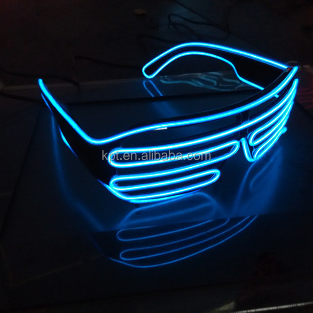 El Wire Fashion Glow Glasses Wholesale, Glasses Suppliers - Alibaba