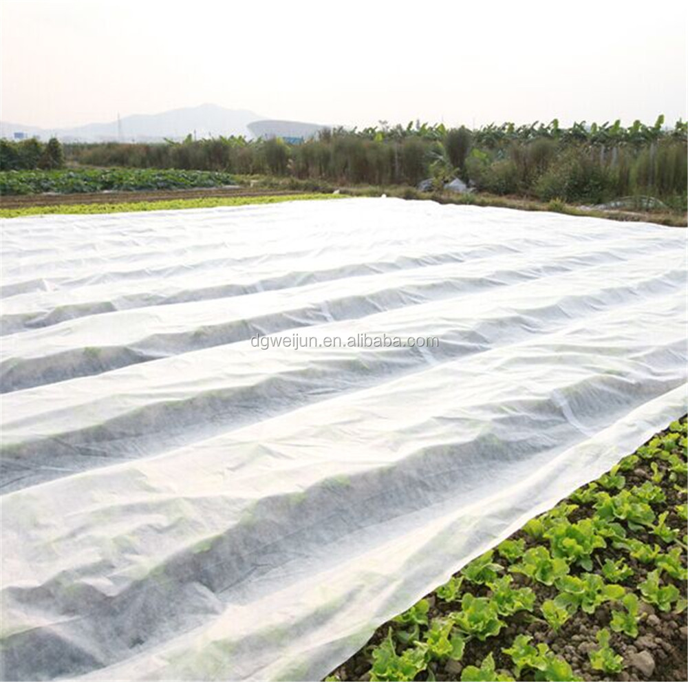 non woven fabric for floating row cover