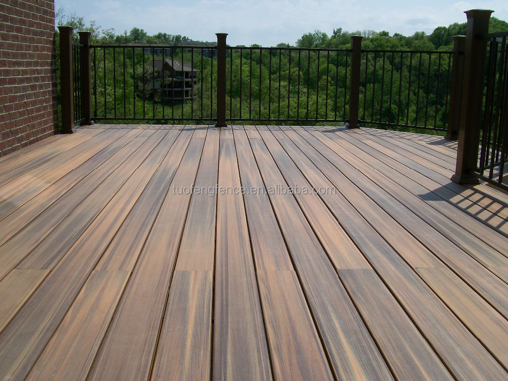 Composite Decking Material Wpc