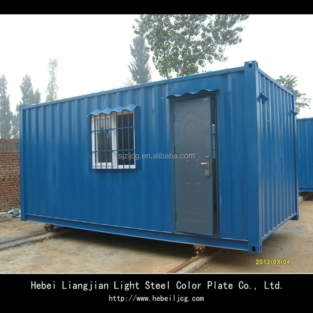 low cost container house