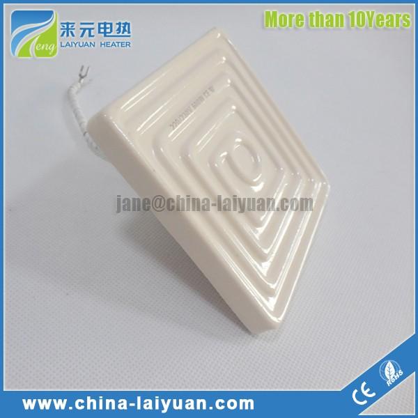 China Elemento calefactor cerámico de calentador de aire