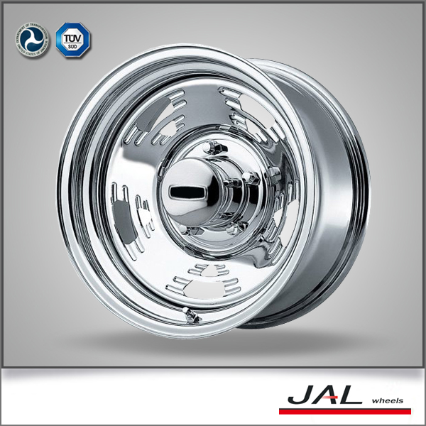 Wholesale Factory Price 13 Inch Deep Dish Rims Steel Wheels 4x114