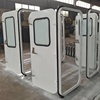 High quality boat marine aluminum steel weathertight doors for ships