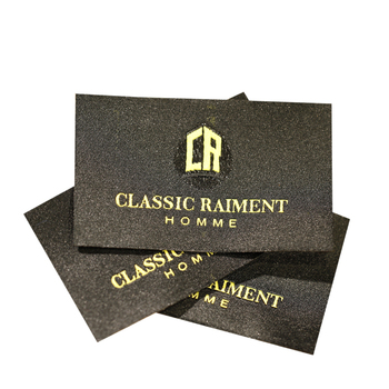 Custom Nylon/Polyester/Satin/Fabric Etiquette Textile Satin Labels