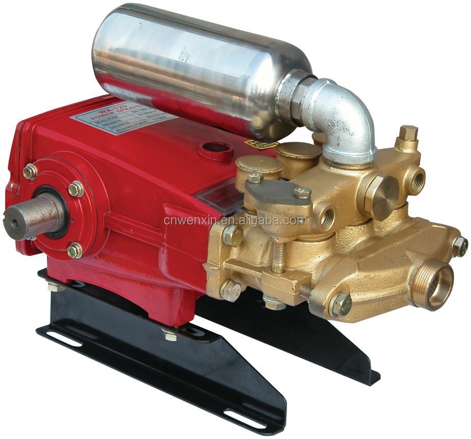 Agriculture Engine Power Sprayer Plunger Pump Wx120 Model - Buy Gasoline  Engine Power Sprayer Pump,Sprayers Pumps With Engine,Motor Power Sprayer  Pump