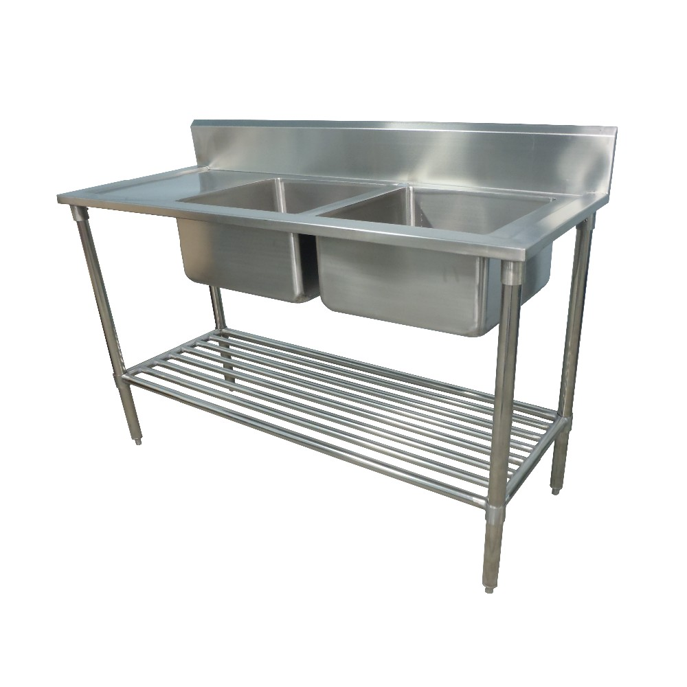 Stainless Steel Double Bowl Sink, Stainless Steel Double Bowl Sink ...