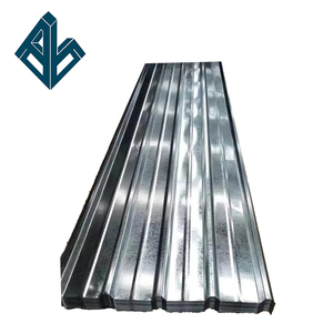 0.2mm Galvanized Corrugated Steel Sheet For Bonded Warehouse Raw Material