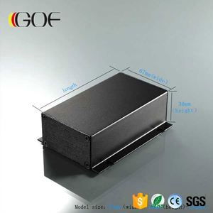 led driver enclosure explosion proof enclosure extruded aluminum box