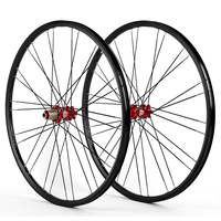 "38mm Aluminum alloy mountain bike wheels for 26"" 27.5"" 29"" size"