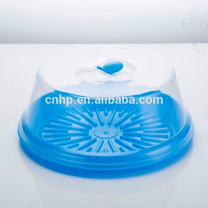 Plastic Cake Keeper Cake Caddy / Holder / Container / Carrier Suitable for 10in Cake or Less Size