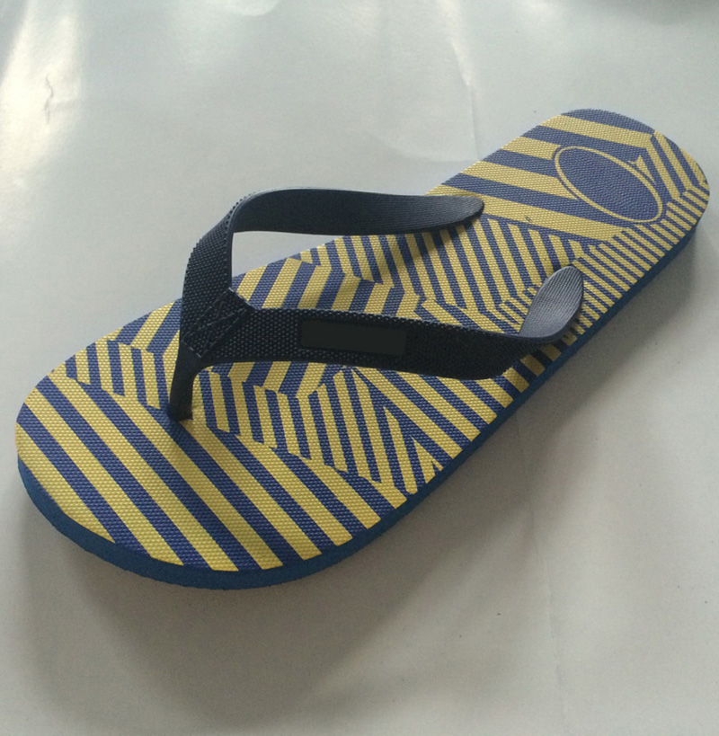 f1d50df61 Die Cut Flip Flops Men Slipper