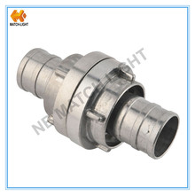 Aluminium Alloy Forged Casting 2 Inch Fire Hose Storz Coupling