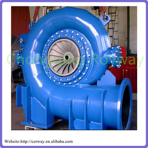Hot Sale Francis Hydro Turbine Price With Best Quality