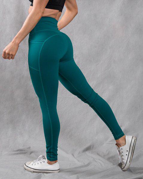 8e81ceadf4cb3 Fitness Custom Women Gym Workout Yoga Leggings - Buy Yoga Leggings ...