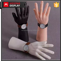 Plastic Male Mannequin Hands For Sale