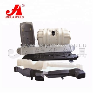 BLOW MOLD FOR AUTO PARTS PLASTIC AIR DUCT , SPOILER , TANK , BUMPER
