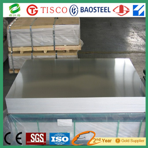 Hot sale factory direct price stainless steel plate m2 for polyethylene container