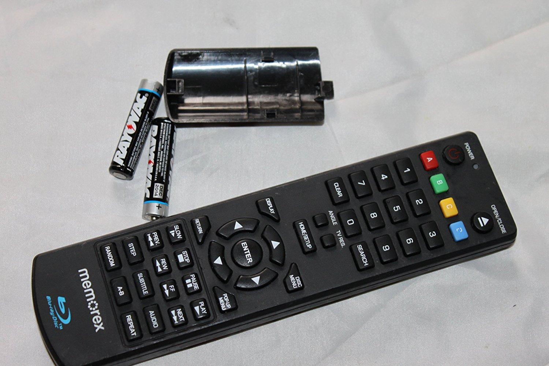 Get Quotations · Memorex 0118020235 Mvbd2535gph Mvbd2530gph Remote Bluray  Dvd Television Remote Mvbd2535